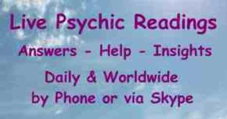 Live Psychic Phone Readings UK