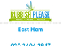 Rubbish Removals East Ham