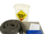 35 Litre General Purpose/Maintenance Performance Spill Kit in a Plastic Drum