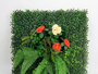 Artificial vertical garden panel