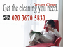 cleaners Islington