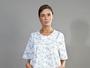 Button through nightdresses for elderly ladies