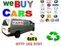 Cash 4 cars vans 4+4s commercial