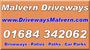 Malvern Driveways