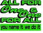 AllForOne&OneForAll