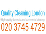 Quality Cleaning London