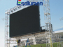 ESDLUMEN p10mm rental outdoor led screen