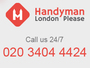 Handyman London Please