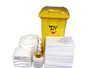 255 Litre Oil/Fuel Only Spill Kit in Wheeled Bin