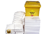 350 Litre Oil/Fuel Only Performance Spill Kit in Wheeled Bin