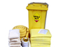 255 Litre Chemical/Universal Performance Spill Kit in Wheeled Bin