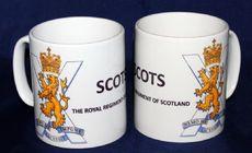 Royal Regiment Of Scotland Coffee Mug