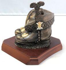 Boots & Glengarry - Bronze