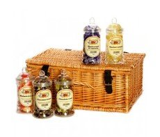 Traditional Sweets in Victorian Jars Gift Hamper