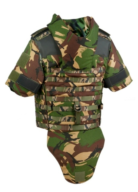 Enhanced Tactical Response Vest