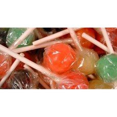 Assorted Fruit Flavoured Lollies - 150 Pack