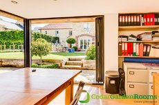 Garden Offices- Enjoy the Benefits of Working from Home!