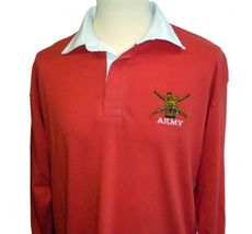 100% Cotton Heavy Classic Rugby Shirt