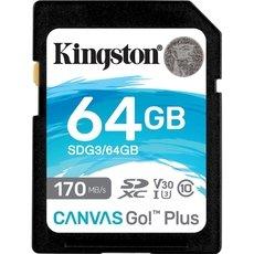 Buy Kingston 64GB Canvas Go Plus SD Card