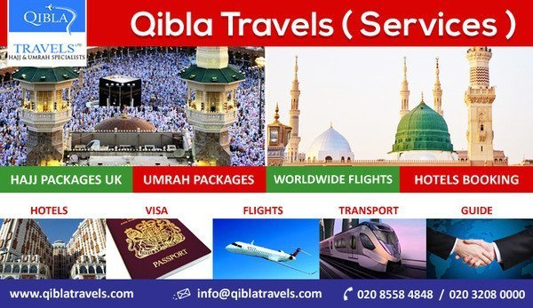 Hajj Packages | Qibla Travels Ltd
