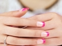 Girl about Town French False Nails