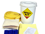 65 Litre Chemical/Universal Performance Spill Kit in Plastic Drum