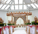 wooden carved mandap