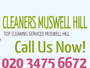 Cleaners Muswell Hill Ltd.