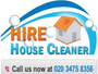 Hire House Cleaners London