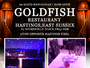 RESTAURANT GOLDFISH HASTINGS 70 SEATS BOOK A VENUE FOR YOUR BIRTHDAY