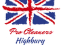 Pro Cleaners Highbury